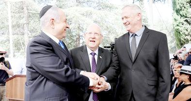 احتمال تشکیل دولت ائتلافی در اسرائیل