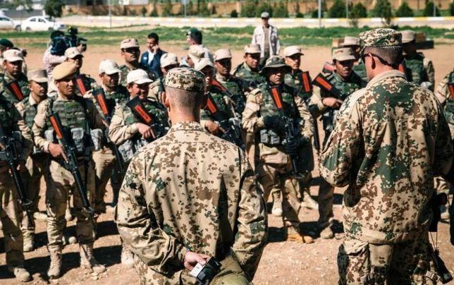 ارتش آلمان آموزش نظامیان عراقی را از سر گرفت