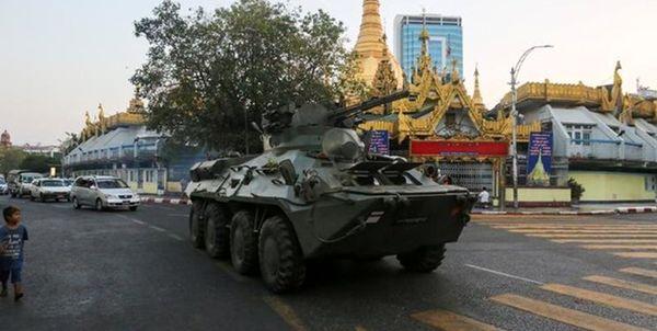سخنگوی ارتش میانمار: کودتا نکردیم!