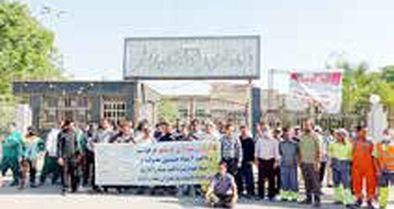 گلایه کارگران شهرداری خرمشهر از روند پرداخت دستمزد