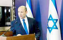 بنت: مقابل حملات موشکی لبنان دست بسته نمیمانیم