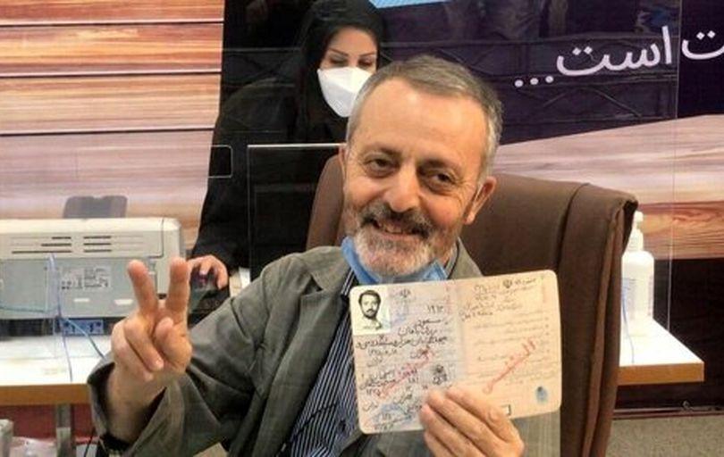 زریبافان به نفع رئیسی از کاندیداتوری کنارهگیری کرد