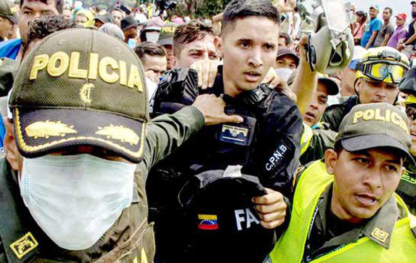 مخالفان مادورو  پشیمان  و سرخوردهاند