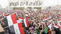 طرح پیشنهادی سازمان ملل برای پایان دادن به ناآرامیها  در عراق