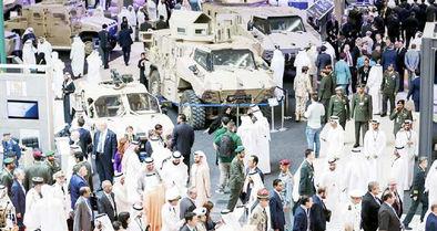 آیدکس؛ بازار گرم خرید سلاح امارات و عربستان