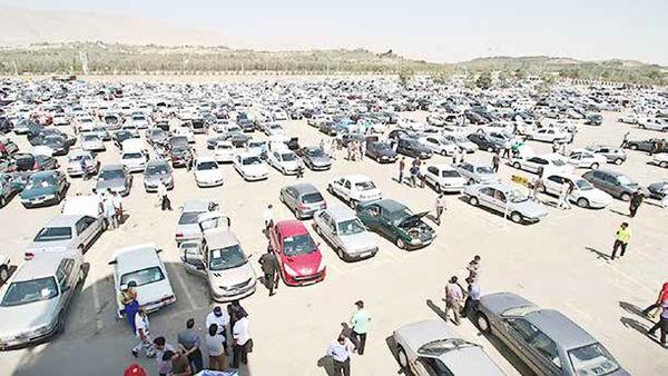 دنده معکوس قیمتها در بازار خودرو