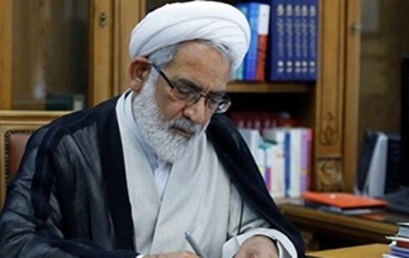 گزارش کاملی از مرگ قاضی منصوری به ایران ارسال کنید