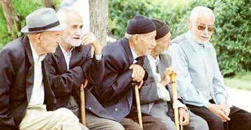 شایعترین مشکل سالمندان اختلال حافظه است