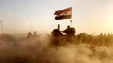 عملیات موفق ارتش سوریه علیه گروههای مسلح در حلب و ادلب