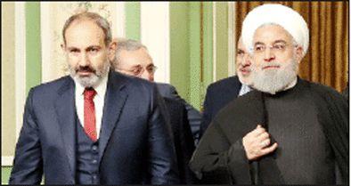 ایران آماده ارسال گاز بیشتر به ارمنستان است
