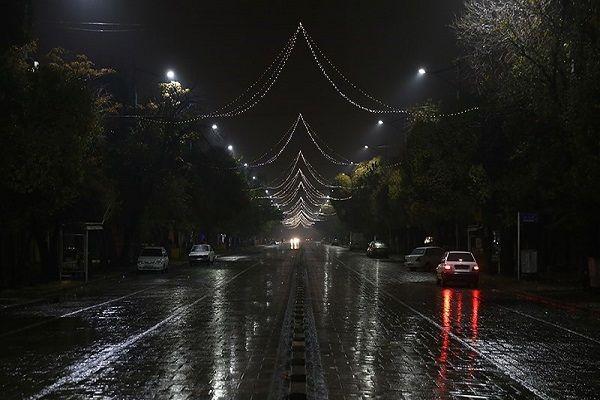 خاموشیهای دوباره در تهران و افزایش تصادفات