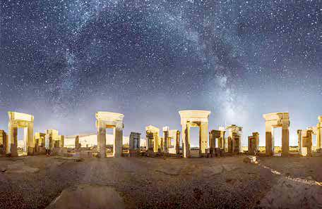 نجوم؛ عرصهای پرطرفدار در صنعت گردشگری