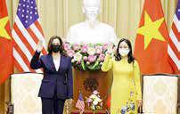 سفر معاون بایدن به ویتنام