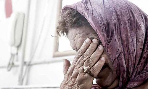 سالمندی سخت «زنان تنها»