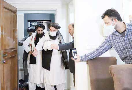 افغانستان؛  ... شاید مرگ هنر و رسانه