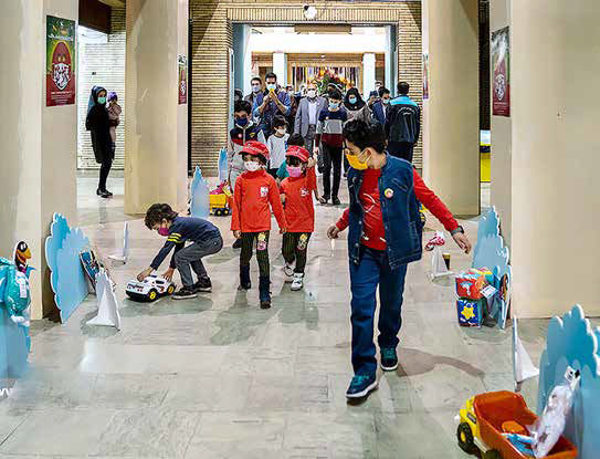 لِکولِک ایران در صنعت اسباببازی