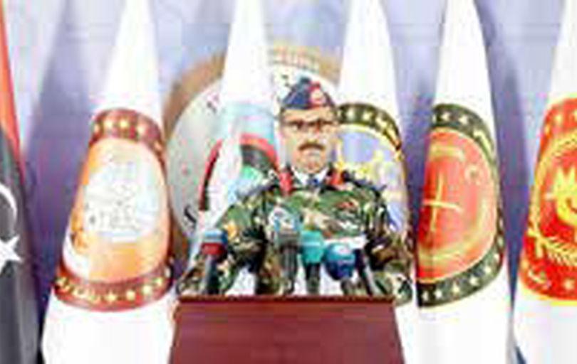 ارتش لیبی: منتظر دستور برای آغاز نبرد سرت هستیم