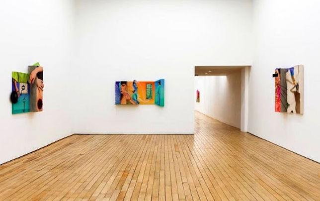 نمایش آثار ارغوان خسروی در گالری راشل اوفنر نیویورک