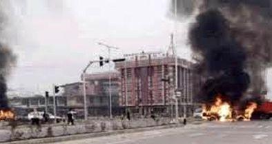 حمله مسلحانه به کاروان سازمان ملل در کابل با 5 کشته