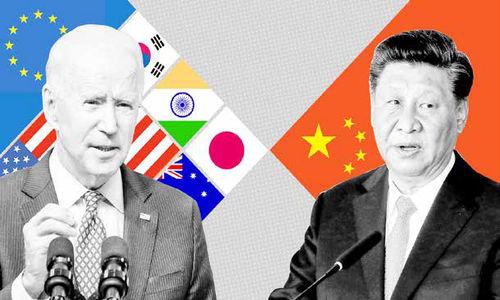 تدارک آفندِ سیاسی علیه پکن