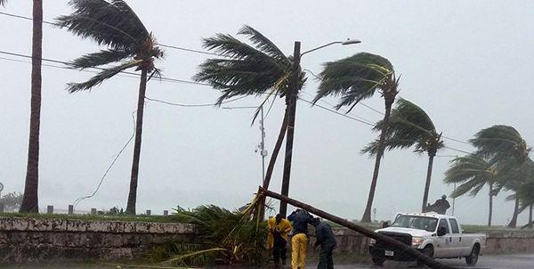 خسارات گسترده طوفان دوریان به باهاما
