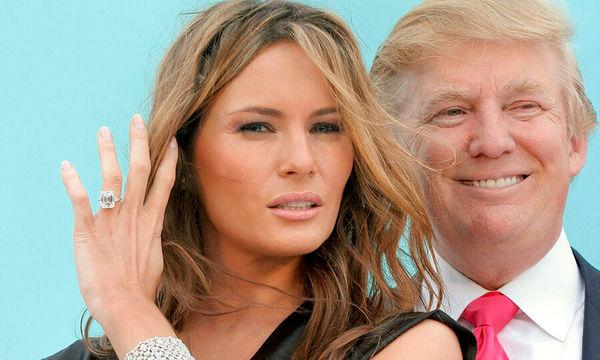 تست کرونای  ترامپ و ملانیا مثبت شد