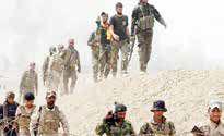 هیچ نیروی ایرانی در پایگاه آمرلی حضور نداشت