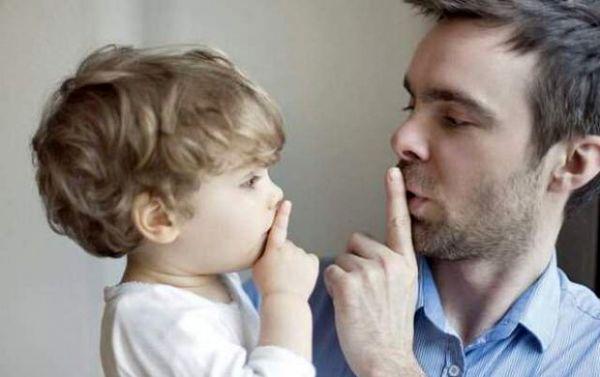 گاهی باید قلب کودک شما بشکند!