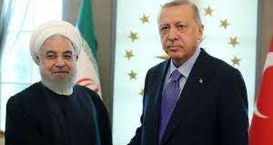 گفتگوی مهم روحانی و اردوغان