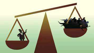 توزیع ثروت در ایران ناعادلانه است