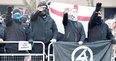 صدای پای نازیسم!