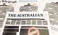 روزنامههای استرالیا صفحه یک خود را سانسورشده چاپ کردند