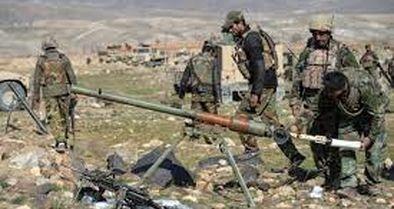 سربازان افغانستان از ترس طالبان به تاجیکستان پناه بردند