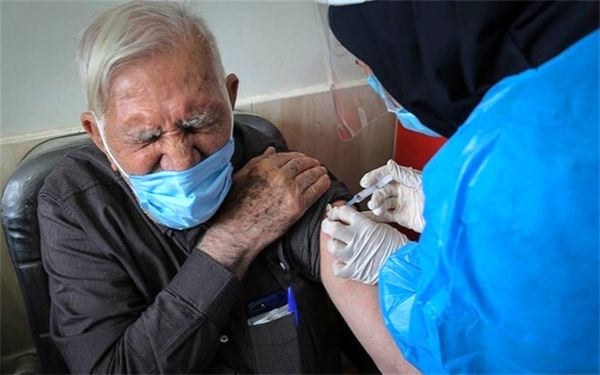 واکسنگریزی ۴ میلیون سالمند ایرانی