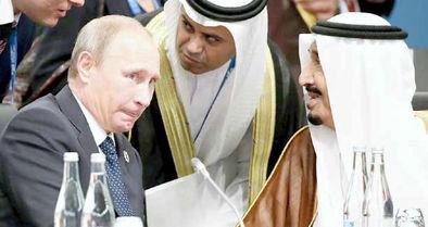 تحکیم منافع روسیه در منطقه