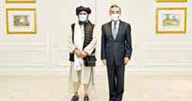 طالبان به پکن قول امنیت داد