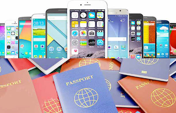 سوءاستفاده از پاسپورت گردشگران برای دریافت رجیستری