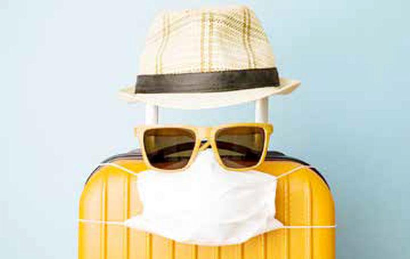 مسافران حتما ماسک بزنند
