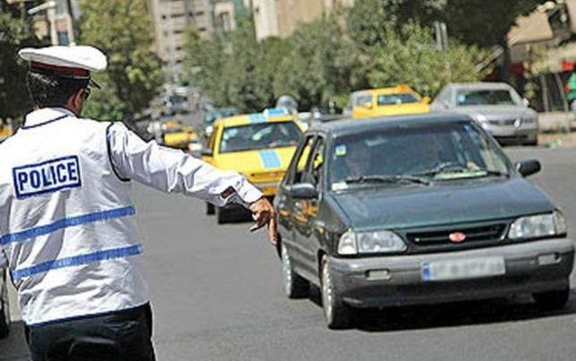 جریمه خودروهای فاقد معاینه فنی