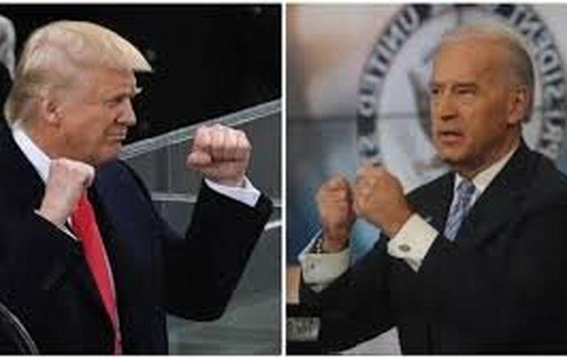 ترامپ در کانون توجه، بایدن پیشتاز نظرسنجیها