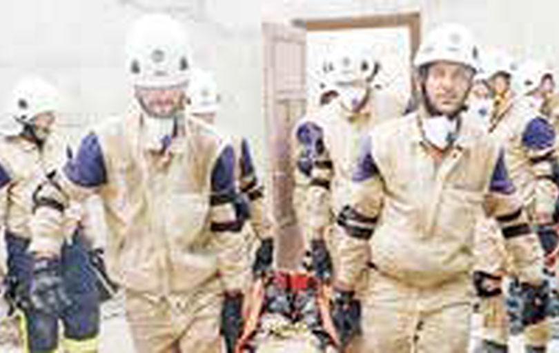 سازمان اطلاعاتی انگلیس کلاهسفیدها را تأمین مالی میکند
