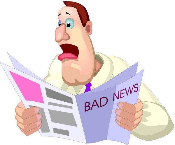 اعتیاد به خبر بد، حال آدم را  بد میکند