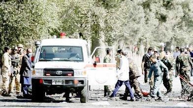 ناقوس مرگ در افغانستان