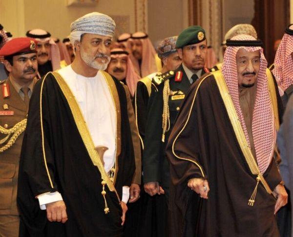 سلطان عمان در خصوص ایران با پادشاه سعودی رایزنی میکند