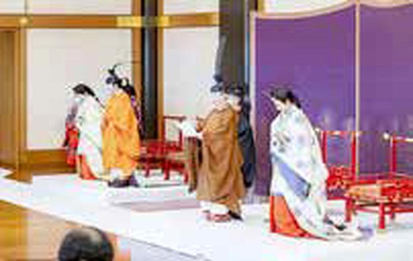 «آکیشینو»، وارث تاج و تخت ژاپن شد