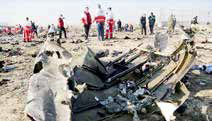 اختصاص ۱۵۰ هزار دلار برای هر یک از جانباختگان هواپیمای اوکراینی