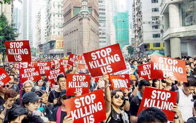 شکنندگی نظام سیاسی چین