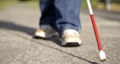 راهحلی برای بهبود زندگی نابیناها