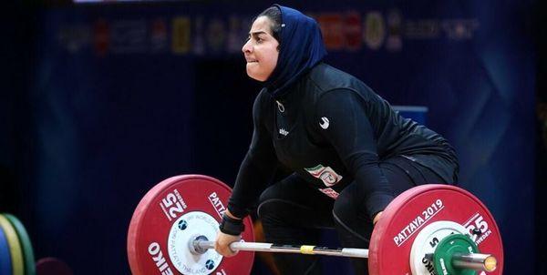 جهانفکریان با کمک پزشک به المپیک میرود