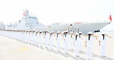 هشدار به واشنگتن از تنگة تایوان